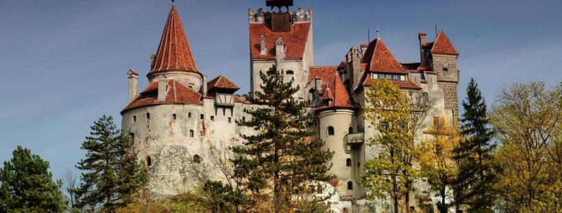 Castillo de Bran - Dracula