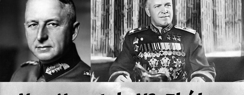 Von Manstein VS. Zhukov