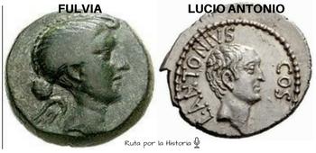 Fulvia & Lucio Antonio